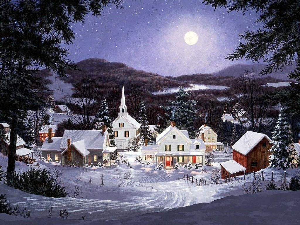 Images of Kostenlos Animierte Weihnachten Wallpaper - #CALTO